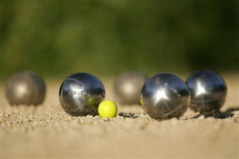 Tournoi de pétanque de la section Football le 30 mai